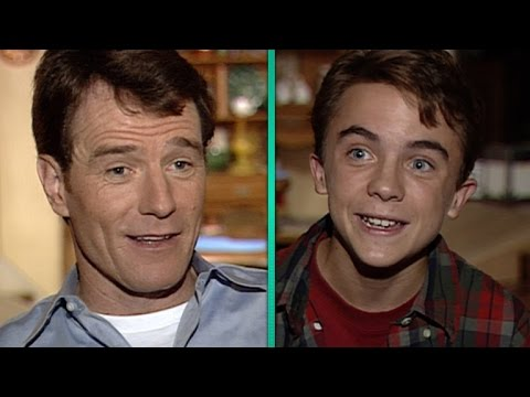 FLASHBACK: 'Malcolm in the Middle' Turns 15! On Set With Bryan Cranston and Frankie Muniz