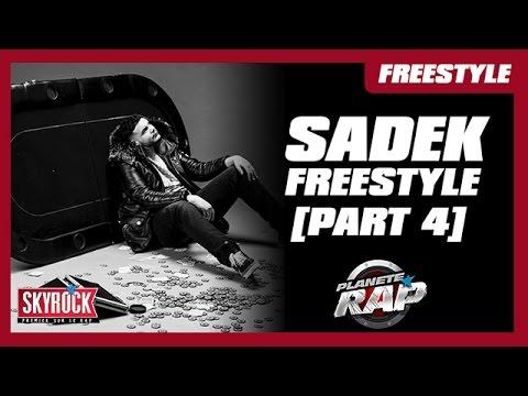 Youtube: Sadek – Freestyle«N**** le casino » [Part. 4] #PlanèteRap