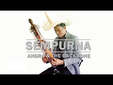 Sempurna (Andra & The Backbone) Sasando by Natalino Mella