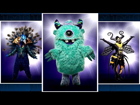 Jo Jo - The Masked Singer Finale! I Knew Who The Bee Was