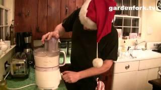 Make Rugulach, The Eric Recipe : Gardenfork.tv