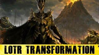 Skyrim Mods: LOTR Transformation WIP #2