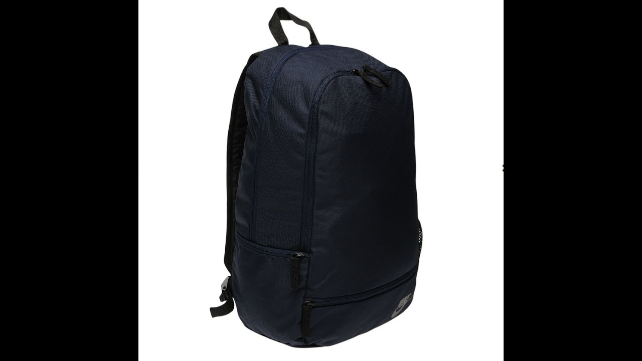 6f1033cea Nike classic north backpack - YouTube