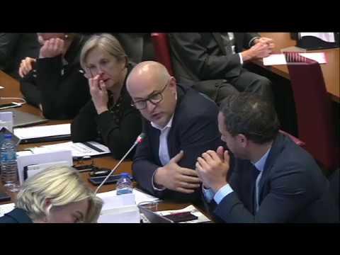 Intervention en Commission sur le Projet de loi portant mesures d'urgence économique et sociale