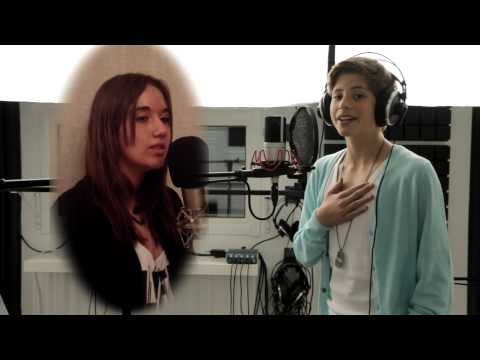 """Jean-Jacques Goldman """"Je Te Donne""""  Cover By Melany T And Alexandru"""