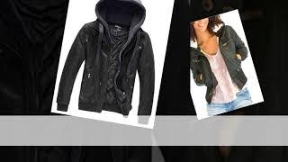 ✅Top 10 Best Black Leather Jacket