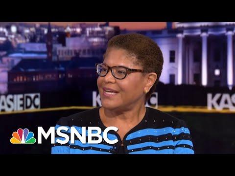 President Donald Trump Impeachment Talk Could Harm Democrats   Kasie DC   MSNBC