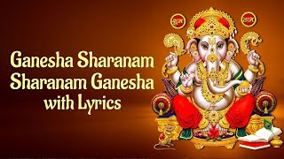 "Presenting the beautiful ganesh songs ""ganesha sharanam ganesha"" (vinayagar devotional songs, bhakthi songs) in voice of priya - subhiksha ranga..."