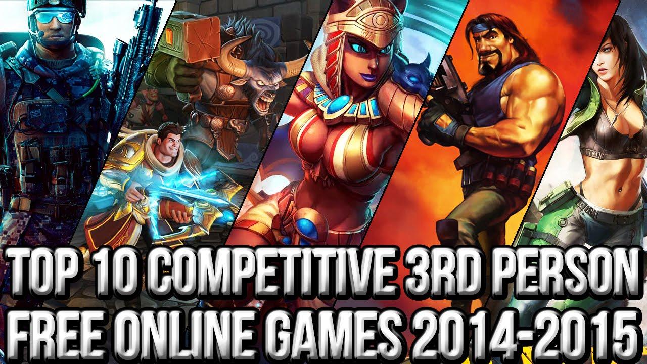 Top 10 Online Spiele