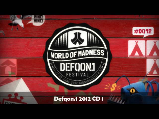 Defqon.1 2012 CD 1 (mixed by Coone HD)