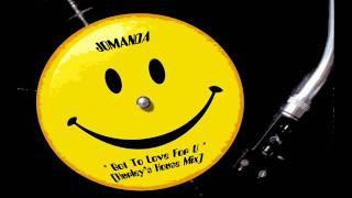JOMANDA - Got A Love 4 U [Hurley