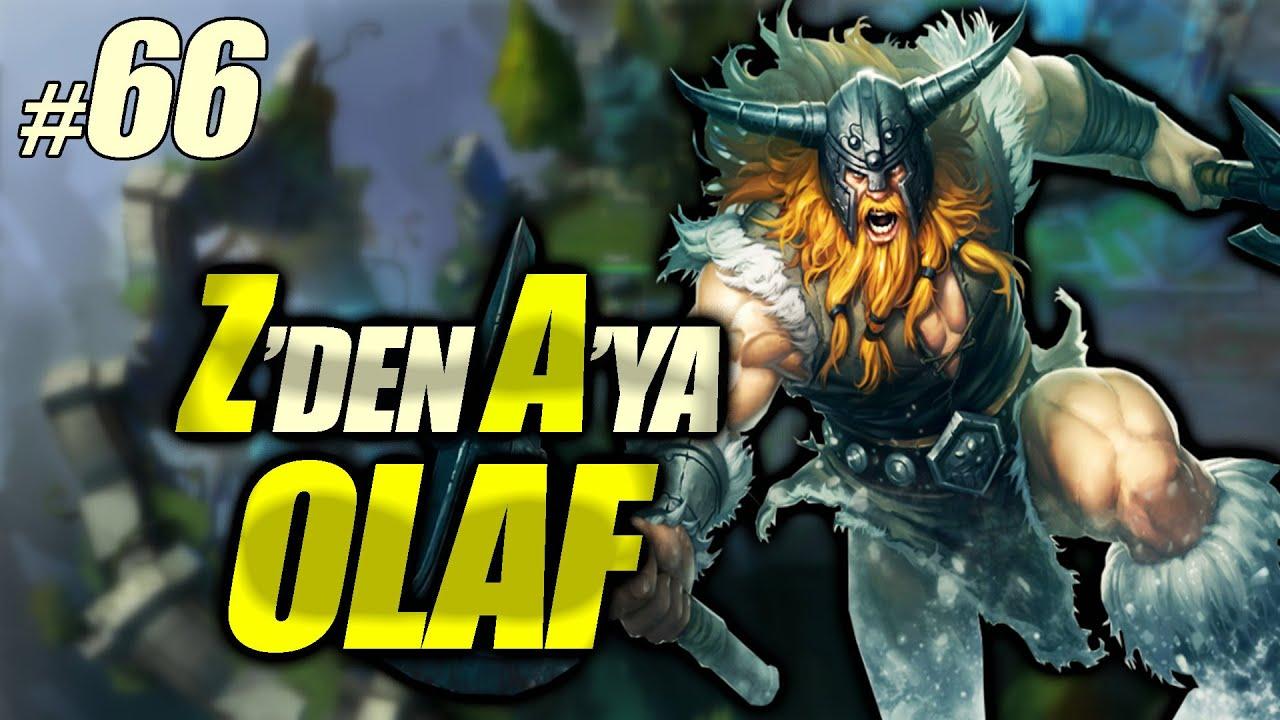Z'DEN A'YA TÜM ŞAMPİYONLAR - OLAF JUNGLE HAKKINDA HER ŞEY !!