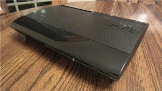 How to Upgrade a PS3's Hard Drive (Super-Slim Model)