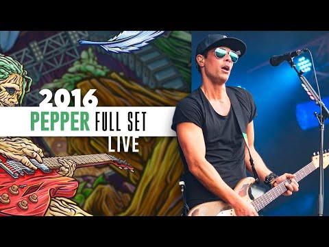 Pepper (Full Set) - California Roots 2016