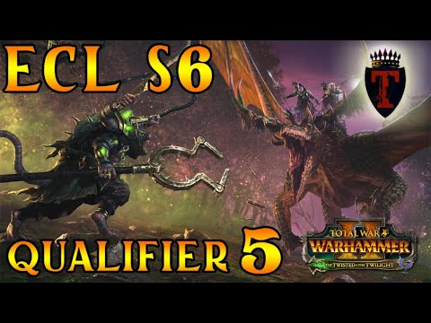 ECL Season 6 | Qualifier #5 - Total Warhammer 2 Competitive League