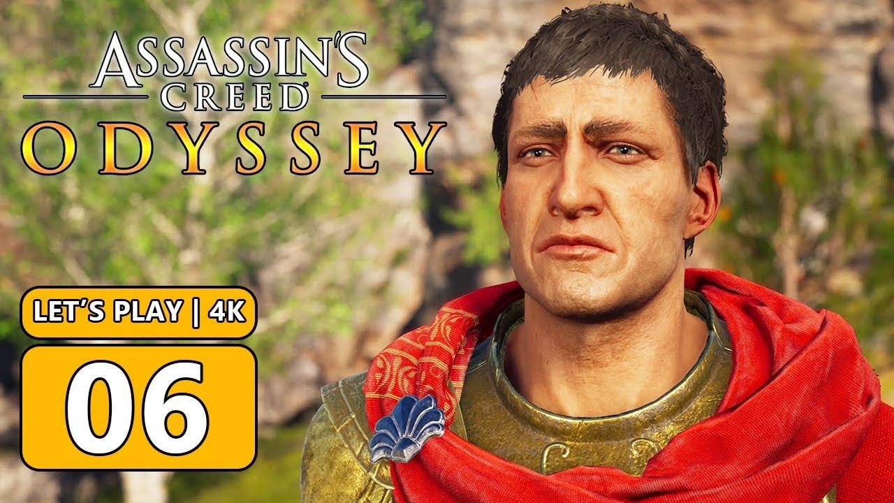 Sparte contre Athènes | ASSASSIN'S CREED ODYSSEY FR #6