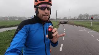 Garmin Varia RTL510 Cycling Radar and Light Review!