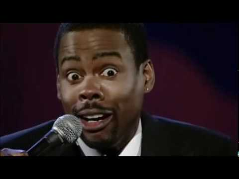 Chris Rock - Obama having a Black wife and issues on interracial dating.