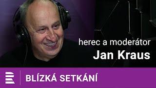 Jan Kraus: Já chci mít před rozhovorem čistý štít