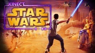 KINECT STAR WARS | #1 | Deutsch | HD - Anfänge der Padawane