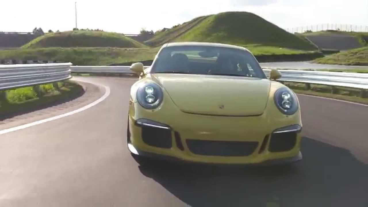 Porsche Driving Experience Atlanta >> Driver Development Track At The Porsche Experience Center In Atlanta