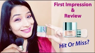 Loreal True Match Mineral Foundation | India | First Impression & Honest Review