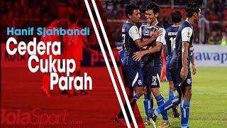Video Pelatih Arema Beri Update Terbaru Kondisi Hanif Sjahbandi download MP3, 3GP, MP4, WEBM, AVI, FLV Oktober 2018