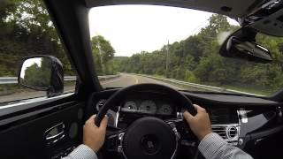 2010 Rolls-Royce Ghost POV Test Drive