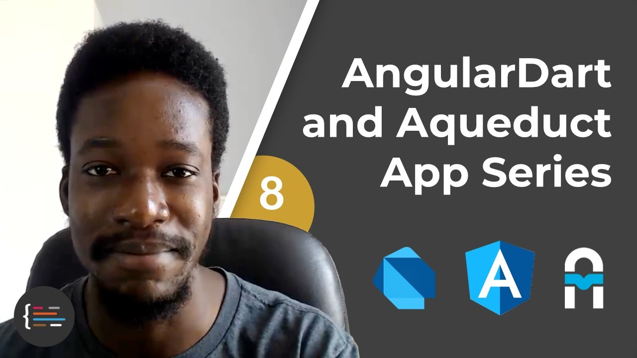 Build a Photo Gallery Web App with AngularDart and Aqueduct (Part 8 - File Upload functionality)