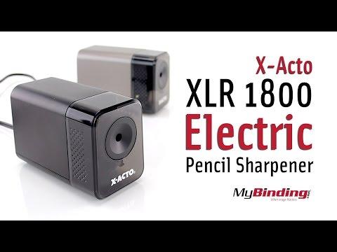 X-Acto XLR 1800 Series Electric Pencil Sharpener