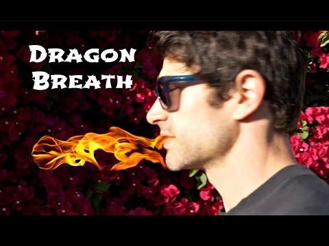 He Has Dragon Breath   MATT AND BLUE