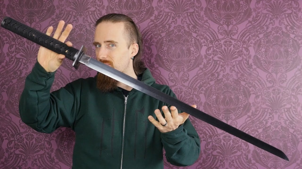 Review: $60 Ninja Sword by Musashi - Is it Any Good?