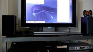 Fontman demonstrates YDL (Linux) on his PS3