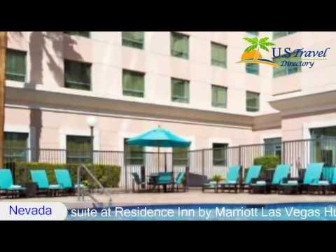 Residence Inn by Marriott Las Vegas Hughes Center - Las Vegas Hotels, Nevada