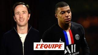 «Si Mbappé va au bout de son contrat avec le PSG, il touchera 25M€ par an» - Foot - Salaires L1