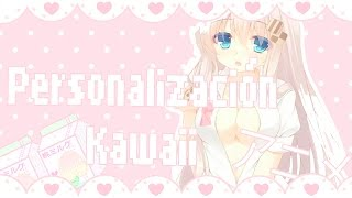♡ Personalización Kawaii para PC 「アニ」 ♡