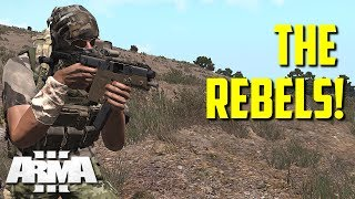 Arma 3: Altis Life - THE REBELS!