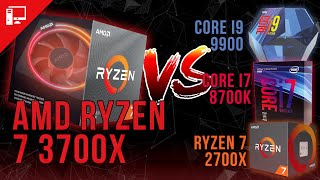 Ryzen 3700x or 9700k videos / InfiniTube