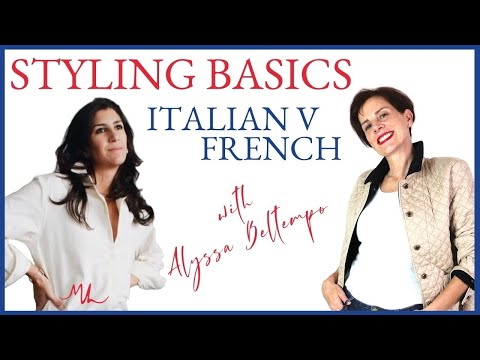 🇫🇷-how-to-style-t-shirt-&-jeans-french-style⎢collab-with-alyssa-beltempo