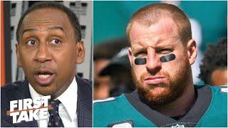Stephen A reacts to Cincinnati Bengals at Philadelphia Eagles Week 3: Jalen Hurts will replace Wentz