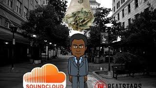 how to monetize Soundcloud : Using Beatstars