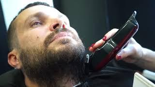 Обучение барберов. Мужские стрижки. Оформление бороды. Бритьё лица и головы.
