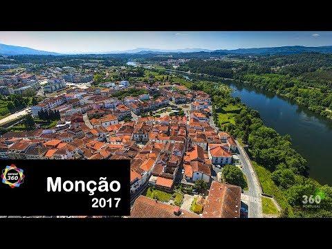 Monção Cidade de fronteira - Portugal