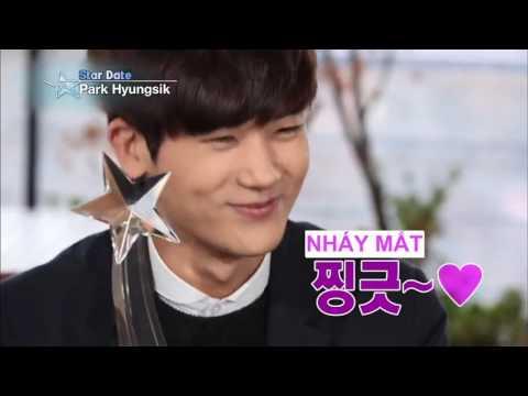 [Interview] Ngôi Sao Toả Sáng 2014 - Park Hyungsik