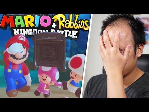 MARIO N'EN PEUT PLUS ! | Mario + Lapins Crétins Kingdom Battle #21