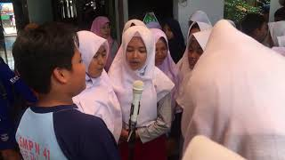 "PPID SMPN 41 BANDUNG ""Kaulinan Barudak SMPN 41 Bandung"