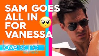 Sam wants to know how Vanessa would feel if he picked her | Love Island Australia 2019