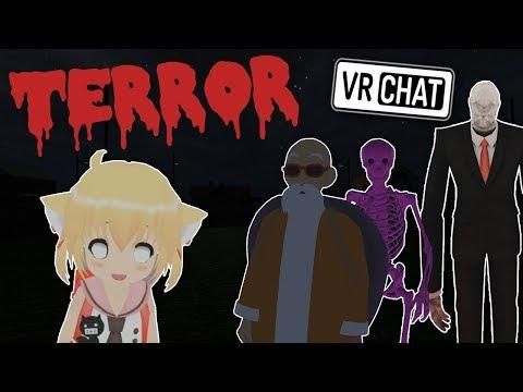 LABIRINTO DO TERROR NO VR CHAT