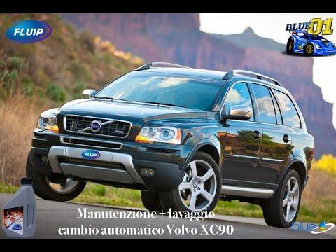 Manutenzione Cambio Automatico Geartronic TF80  Volvo XC 90