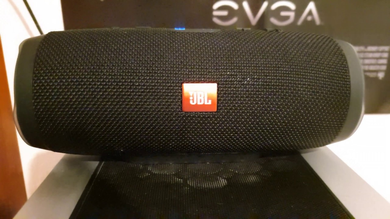 Jbl Charge 3 Stealth Edition Sound Test Youtube